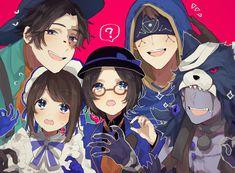 My Dentist, Identity Art, Pretty Art, Cool Art, Anime Art, Fan Art, Character, Twitter, Aesop
