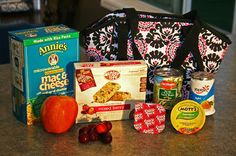 A Lazy Girl's Guide to Living Gluten Free: Back to School Gluten-Free Lunch Ideas