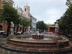 Plaza Alcaldia- San Juan, PR