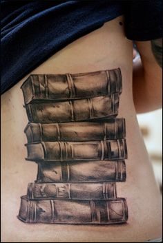 10 of the Coolest Book-Related Tattoos | Quirk Books : Publishers & Seekers of All Things Awesome