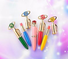 These New Color-Changing Sailor Moon Lipsticks Are Pure Design Genius