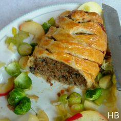Gehaktbrood Welligton uit Toppers met Gehakt