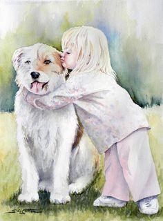 Little Girl with Big Dogweb.jpg (424×576)