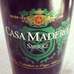 Casa Madero Shiraz