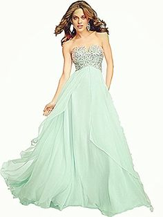 s01 Sping new Evening Dresses party full length prom gown ball lake blue size 12 LondonProm http://www.amazon.co.uk/dp/B00JPJ9CZG/ref=cm_sw_r_pi_dp_wfVbvb1SBDZE5