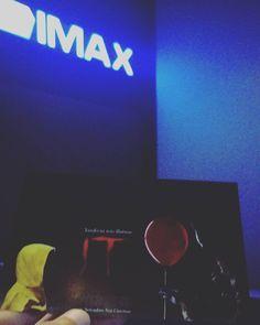 """""""It - A Coisa"""" um dos filmes mais aguardados do ano merece @imax.movies! Quinta-Feira estreia o filme e em breve a nossa crítica em www.canoticias.pt #canoticias #it #itfilme #itacoisa #itacoisa #cinema #Cinemasnos #Colombo #acoisa #pennywise #imax #WarnerBros #warnerbrosportugal #antestreia  #filme #cinemalovers #cinema #Movie #brevemente"""