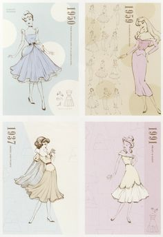 The Art of Disney Princesses artwork
