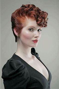 Astonishing Short Curly Hairstyles Curly Hairstyles And Hairstyle Ideas On Hairstyles For Women Draintrainus
