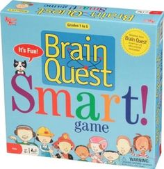 Amazon.com: Brain Quest Smart Game: Toys & Games