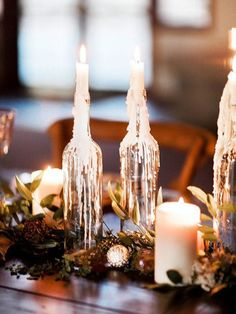 17 Chic Halloween Wedding Decor Ideas That Are To Die For via Brit + Co