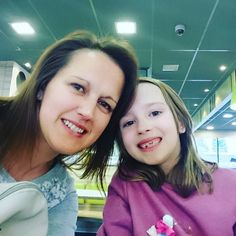 Lunch with my little lady today we need this. Much bonding is necessary here #motherdaughter #qualitytime #onetoone