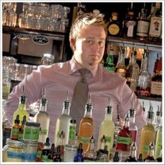 Bartender's Recs | eating and drinking recs from bartender Todd Thrasher of Restaurant Eve and PX in Alexandria, VA.