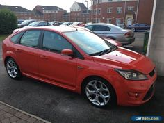 Awesome Ford: 2008 FORD FOCUS ST-2 RED #ford #focusst2 #forsale #unitedkingdom...  Cars for Sale Check more at http://24car.top/2017/2017/04/17/ford-2008-ford-focus-st-2-red-ford-focusst2-forsale-unitedkingdom-cars-for-sale/
