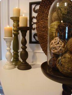 Fireplace mantle decor ideas