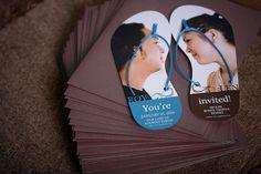 30 Fun and Fantastic Wedding Invitations | Webdesigner Depot