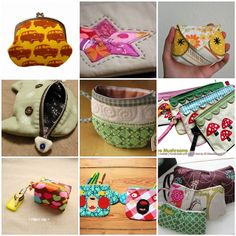 Pretty {little} Pouch Swap Inspiration! | Flickr - Photo Sharing!