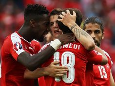 Result: Portugal suffer two-goal loss in Switzerland #Switzerland #Portugal #Football