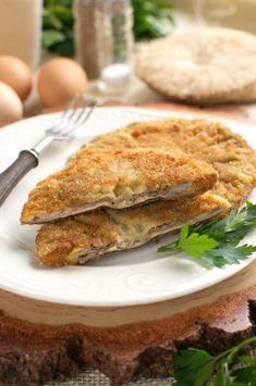 Kanie panierowane (a'la schabowy) Food Photo, Hot Dogs, Ale, Sandwiches, Dinner, Breakfast, Christmas, Dining, Morning Coffee