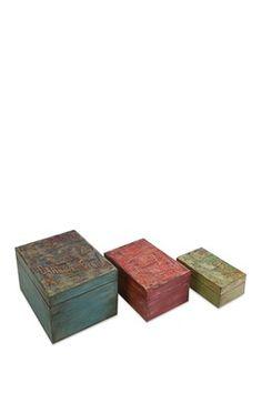 3-Piece Circus Box Set