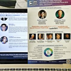Future of Innovation – SVIEF 2015 @ Silicon Valley USA
