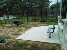 B6WBINNVSM 6' Bench from DunRite Playgrounds http://www.dunriteplaygrounds.com