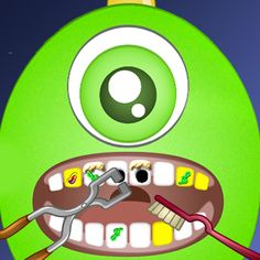 Flappy Monster Celebrity Dentist Office  Fun Virtual Kids Nurse and Doctor Games -- Learn more by visiting the image link.