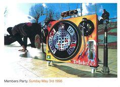Members Party - 1998