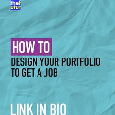 LINK IN BIO - Get a valuable look inside the mind of Master Designer and CEO of Blind: Chris Do @thechrisdo as he talks about what employers like himself look for in a portfolio. Learn the criteria employers use to judge your portfolio and the manner and context in which theyll see it.