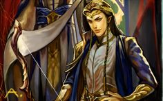 Young Elrond?