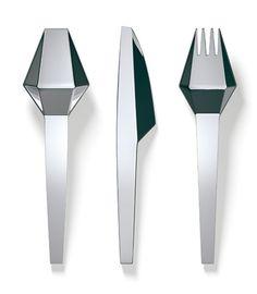 Cutt Cutlery from Buchegger Denoth Feichtner Design