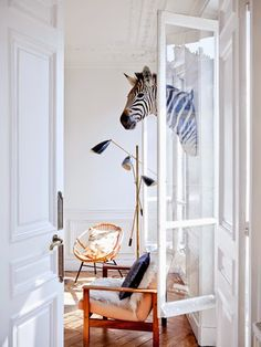 Cecile Roederer's place, for french Grazia, © julie ansiau