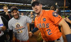 Alex Bregman already thinking about going back-to-back = Less than 24 hours removed from winning the World Series, at least one member of the Houston Astros is already thinking about.....