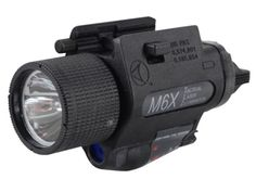 The M6X Tactical Laser Illuminator was built for U.S. Special Operations personnel and designed to perform under the most rigorous conditions and survive the harshest environments. Because of this, the M6X is built to go as deep as 66ft. and still remain waterproof.