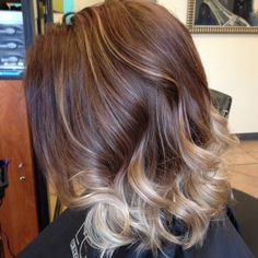 Balayage Highlights For Mid Length Hair | Yelp