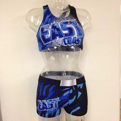 East Coast, Cheer, Custom Design, Swimwear, Fashion, Bathing Suits, Moda, Humor, Swimsuits