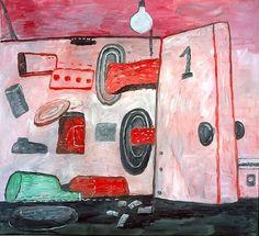 Philip Guston - Inside Outside