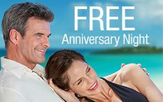 FREE Anniversary Night For New Guests