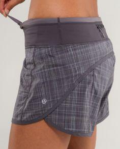 Lululemon shorts are the best.