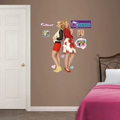 Features: -Easy to use! Just peel, stick and impress. -Item comes with all the extra decals, as shown, at no additional cost. Product Type: -Wall decal. Theme: -Disney. Color: -Multi-colored. Co