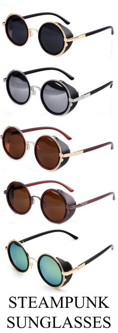 c6123e28e2d3 Get These Awesome Steampunk Glasses! Not Available In Stores! Get Them  Here  https
