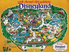 Disneyland (early 1980's)                                          Anaheim, CA