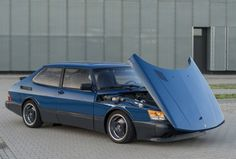 Learn more about Cool Mild Custom: 1990 Saab 900 Turbo in Poland on Bring a Trailer, the home of the best vintage and classic cars online. Saab 9000 Aero, Saab Automobile, Car Barn, Car Sounds, Engine Rebuild, Car Goals, Performance Parts, Commercial Vehicle, Classic Cars Online