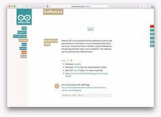 Download #Arduino #IDE write #code and upload it to the board. It runs on #Windows #Mac OS X and #Linux http://ift.tt/1N6wrGK by arduinoorg