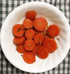 Maple Glazed Carrots with Coconut Oil