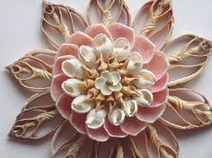 shell flower