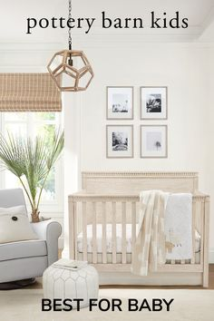 Create a healthy nursery for your little one. From the crib to the nursery chair, have peace of mind knowing our furniture is both durable and non-toxic.