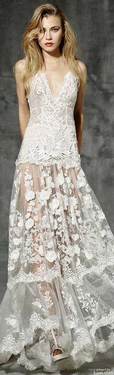 YolanCris 2016 Wedding Dresses — Orchid Bridal Collection