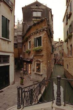 Streets of Venice,Italy.