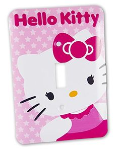 Hello Kitty Wall Plate