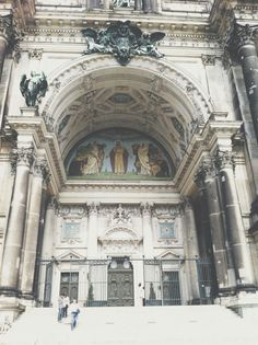 Berlin cathedral #berlin #germany #europe #cathedral #architecture #art